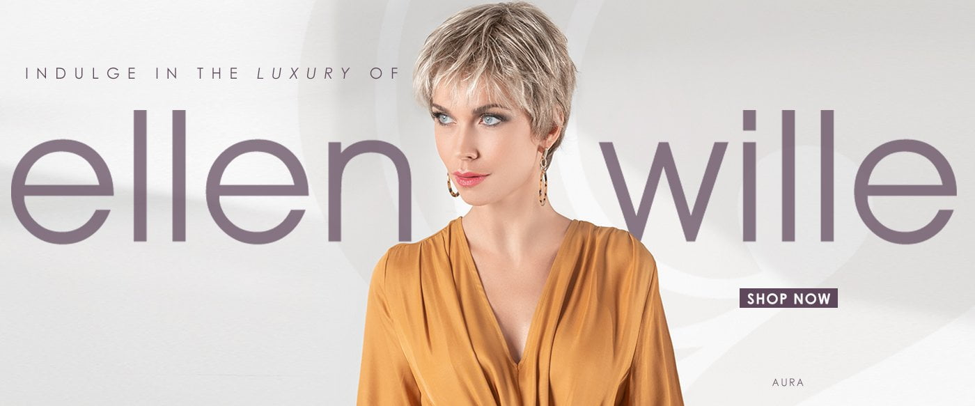 Shop Ellen Willes Hair Society Collection Now