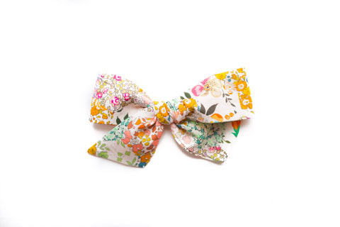 Patchwork Floral Liberty