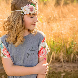 Be You - Girls Tee