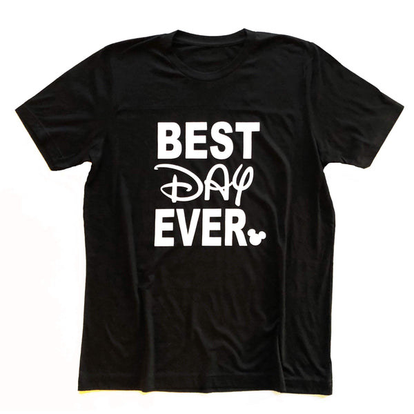 Best Day Ever - Adults Tee