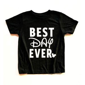 Best Day Ever - Kids Tee