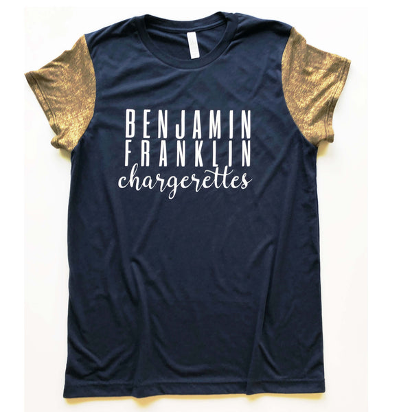 Chargerettes - Womens Tee