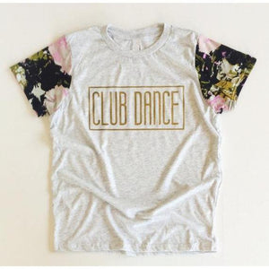 Club Dance - Adults Tee