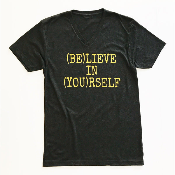 Club Dance - Believe in Yourself - Adults Tee