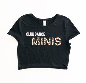 Club Dance - MINIS - Kids Tee