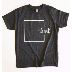 Club Dance - Think Outside The Box - Adults Tee