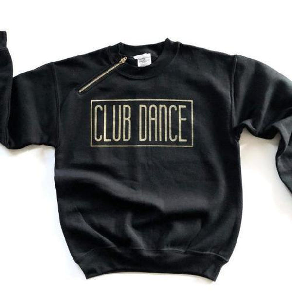 Club Dance - Zipper Sweatshirt - Kids