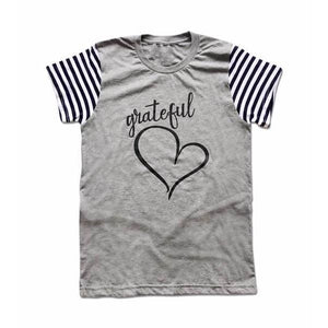 Grateful Heart - Womens Tee