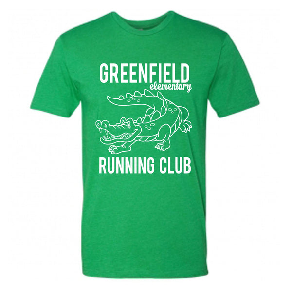 Greenfield Running Club Tee