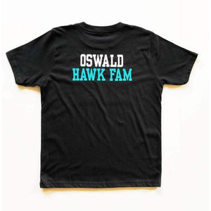 Highland Hawks Cheer - Kids Tee