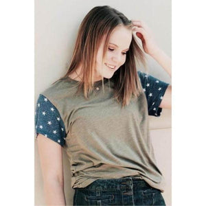 Made in America - Girls Tee
