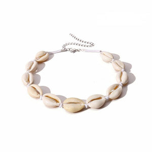 Mia Shell Necklace