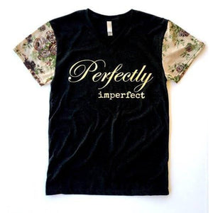 Perfectly Imperfect - Womens Tee