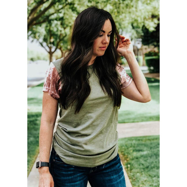 Sweet Pea - Womens Tee