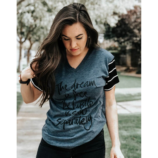 The Dream Is Free - Womens Tee