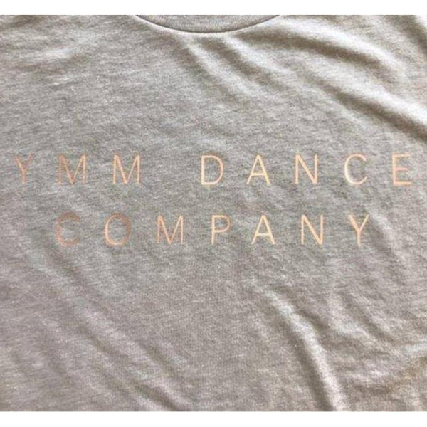 YMM Dance Company - Gray - Womens Tee