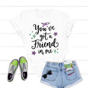 You've got a Friend in Me - Disney Tee