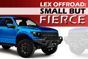 LEX Offroad: Small But Fierce