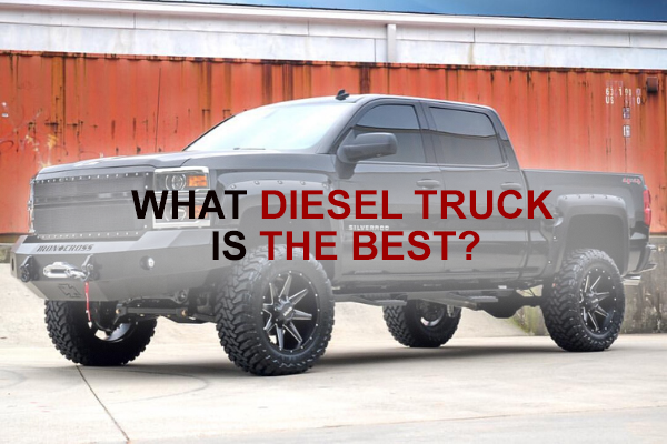 What Diesel Truck is the Best?