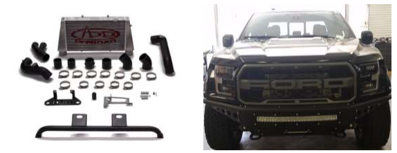 Winch-Compatible Intercooler Kit Installation