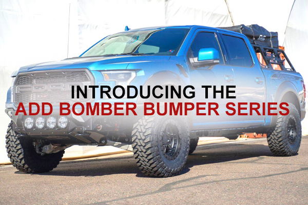 Introducing the ADD Bomber Bumper Series