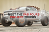 Meet the Fab Fours Project Trucks