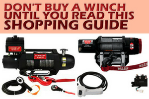 Don't Buy a winch until you read this shopping guide