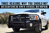 Three Reasons Why You Should Not Build Your Own Steel Bumper