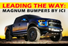 Leading The Way: Magnum Bumpers by ICI