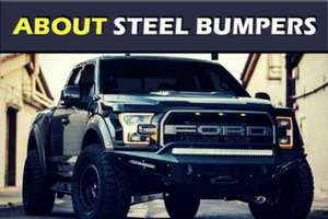 About Steel Bumpers