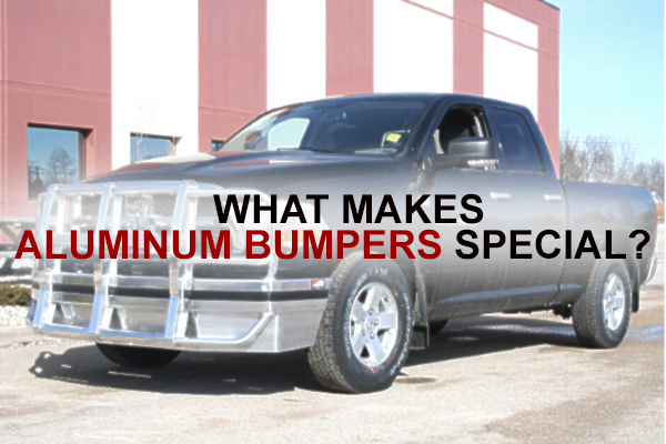 What Makes Aluminum Bumpers Special?