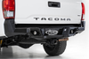 ADD TOYOTA TACOMA REAR BUMPERS