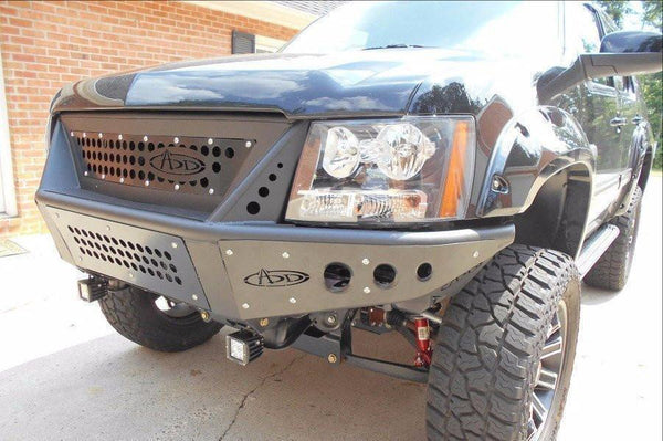 Chevy Avalanche Front Bumpers