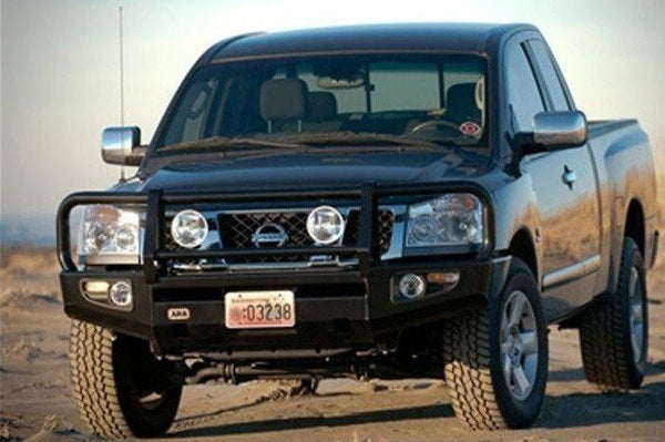 Nissan Armada Front Bumpers   BumperOnly com