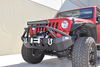 DV8 Offroad Jeep Gladiator JT Front Bumper