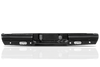 Fab Fours Black Steel GMC Sierra 1500 Rear Bumpers