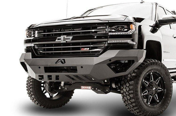 Progressive Dodge >> 2016-2017 Chevy Silverado 1500 Sleek Front Bumpers | BumperOnly.com
