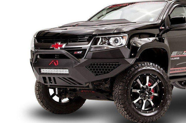 Bad-Ass Chevy Colorado Front Bumpers On Sale | BumperOnly.com