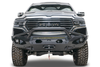 Fab Fours Matrix Dodge Ram 1500 Front Bumpers