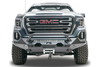 Fab Fours Matrix GMC Sierra 1500 Front Bumpers