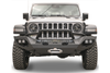 Fab Fours Matrix Jeep Wrangler JL Front Bumpers