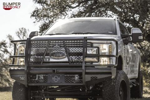 Top 5 Most Popular Ford Super Duty Bumpers | BumperOnly com