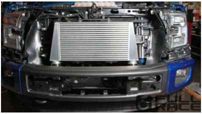 2017 Ford Rator Intercooler Installation Guide