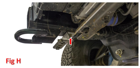 2017 Ford Raptor Bumper Installation Instructions