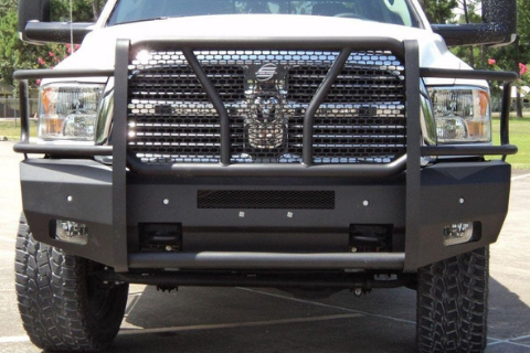 steelcraft elevation front bumper