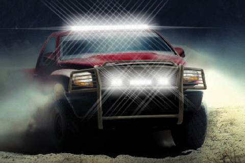 Let there be light what you need to know about off road lighting because light bars are more of a multi purpose array they tend to be a truck owners first off road lighting upgrade this is also why youll find many aloadofball Choice Image
