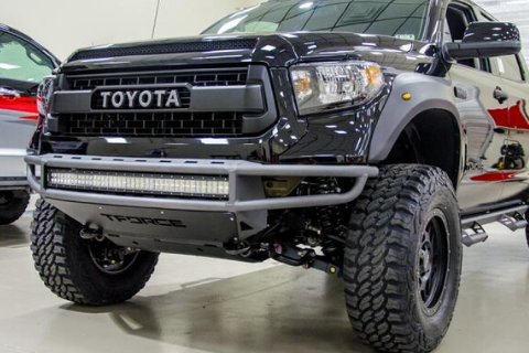 N-Fab T141MRDS Toyota Tundra 2014-2018 M-RDS Front Bumper Pre-Runner