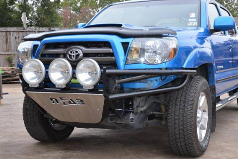 N-FAB T053RSP RSP FRONT BUMPER TOYOTA TACOMA 2005-2013