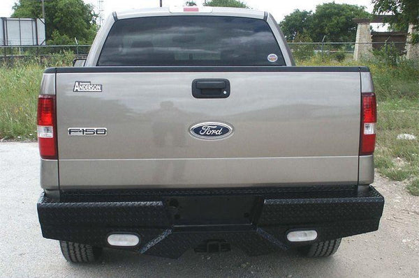 Frontier 100-10-4009 Diamond Ford F150 2004 - 2005 Rear Bumper - BumperOnly