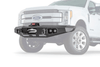 Warn Ascent Ford F250/F350 Superduty & Ford F450/F550 Superduty Front Bumper 2017-2019 100918
